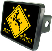 Deer Hunter Instinct Trailer Hitch Plug Side View