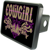 Cowgirl Trailer Hitch Plug Side View
