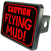 Flying Mud Trailer Hitch Plug Side View