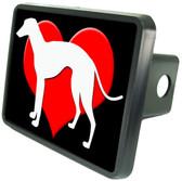 Greyhound Trailer Hitch Plug Side View