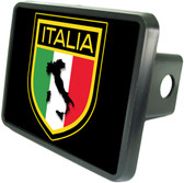 Italia Trailer Hitch Plug Side View
