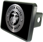Marine Corp Trailer Hitch Plug Side View