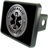 Paramedic Trailer Hitch Plug Side View