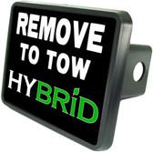 Tow Hybrid Trailer Hitch Plug Side View