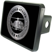 United States Army Trailer Hitch Plug Side View