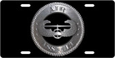 Air Assault License Plate Tag