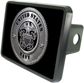United States Navy Trailer Hitch Plug Side View
