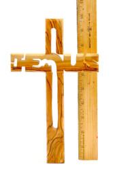 Jesus Cross (10 Inches)
