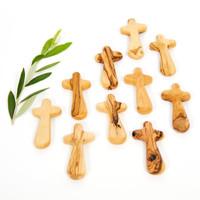 10 Medium Pocket Cross