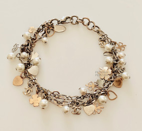 CHANEL LUCKY CHARMS BRACELET