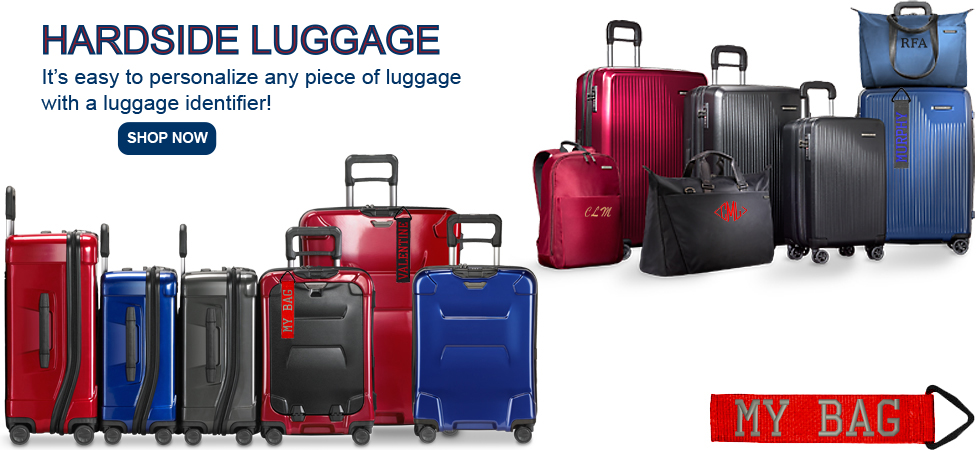 Luggage Identifiers