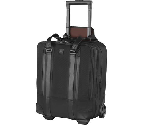 Century Vertical Expandable Wheeled Case