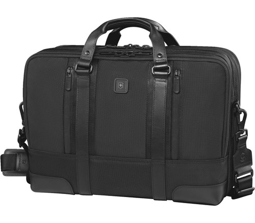 Lexington 15 Dual Compartment Laptop Brief