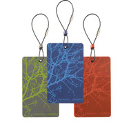 Branch Luggage Tags