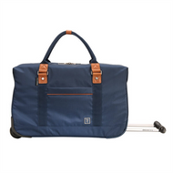 Mar Vista 2.0 20 inch Rolling Duffel by Ricardo Beverly Hills Blue