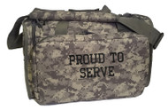 Range Bag Proud to Serve