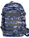 Deluxe Large Tactical Backpack in navy digital