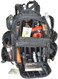 Heavy Duty Tactical Range Backpack pockets