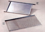 Work Shelves Flo-thru perforated shelf for Clean-O-Matic models 300 or 500 PN: L-5