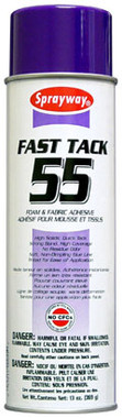 Sprayway Fast Tack 55 Foam and Fabric Adhesive