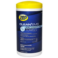Zep CLEAN EMS DISINFECTANT TOWELS (PACK OF 6)