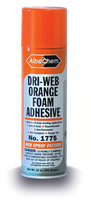 AlbaChem Orange Dri-Web Foam Adhesive