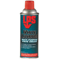 LPS White Grease - 10 oz Aerosol Can
