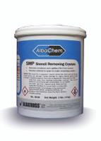 SMP Stencil Removing Crystals 2lb. Jar (Hazardous)