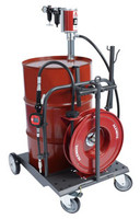 Alemite Premium Lube Trolley Package-Oil