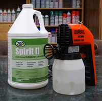 Zep Disenfect & Sprayer Kit