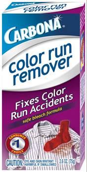 CARBONA Color Run Remover
