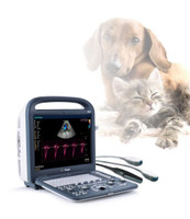 Ultrasound SonoScape S2V Doppler Color Veterinarian