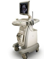 Sonoace X6 ultrasound (used) with 3 Transducers