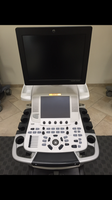 Ge Vivid E9 with XDclear BT13 Refurbished by GE with 3 Probes