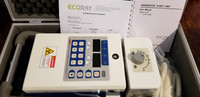Veterinary portable mobile x-ray 100kV / 25mA wireless ULTRA 1025 BT