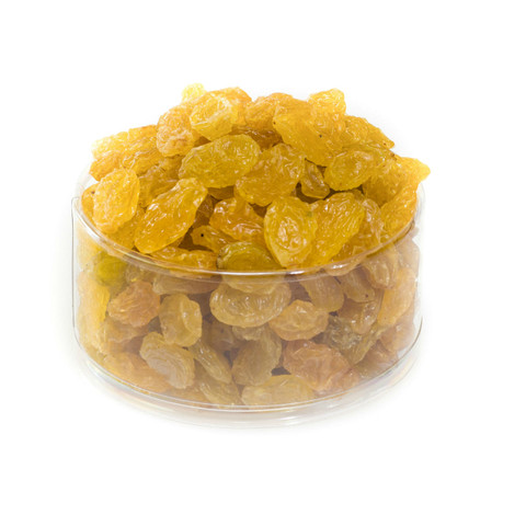 austiNuts Raisins are rich with concentrated sources of enregy, vitamins, electrolytes and minerals. They are great in trail mixes, salads or just eaten alone.   Contains: Raisins