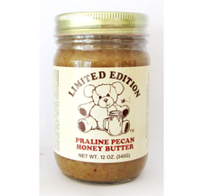 austiNuts carries Limited Edition® - Praline Pecan Honey Butter to help you complete your perfect gift basket, care package, or if you are looking for a great quality Texas product.