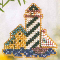 Guiding Light Beaded Cross Stitch Kit Mill Hill 2001 Spring Bouquet