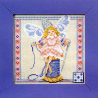Needlework Fairy Cross Stitch Kit Mill Hill 2011 Jim Shore Fairies
