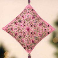 Pink Champagne Tiny Treasured Diamond Bead Kit Mill Hill 2013