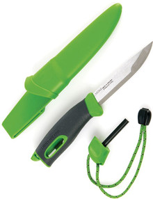 Light My Fire Swedish Fire & Knife - Green