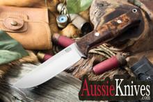 Bark River Knives Bravo 1 Hunter CPM-154 Desert Ironwood Burl - #3