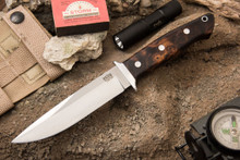 Bark River Knives Sandstorm CPM-154 Desert Ironwood Burl - #2
