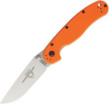 Ontario RAT II Linerlock Orange