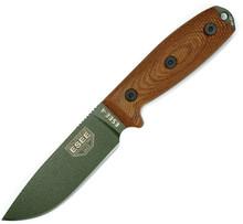 ESEE Model 4 OD Green Blade Natural