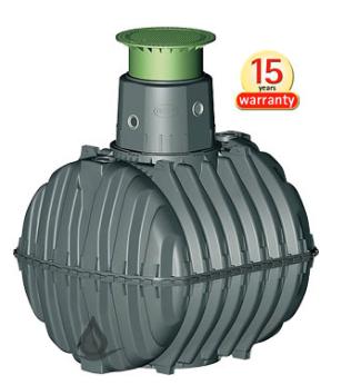 Graf Carat S 1000 Gallon Cistern | 372002
