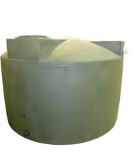 1500 Gallon Rain Harvesting Tank