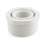 """2"""" MPT X 1"""" FPT - SCH40 PVC Reducer Bushing (439-249)"""