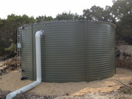 9,927 Gallon Pioneer Water Tank - Model XL08 (Mangrove)