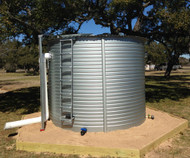 Model XL01 Pioneer Water Storage Tank - 3,000 Gallons